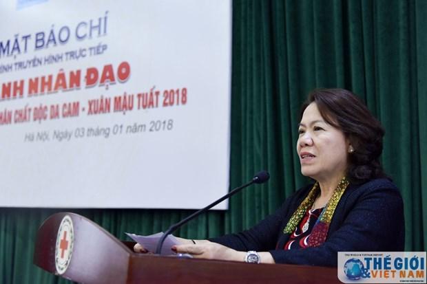 Celebraran programa televisivo en vivo para respaldar a los pobres en Vietnam hinh anh 1