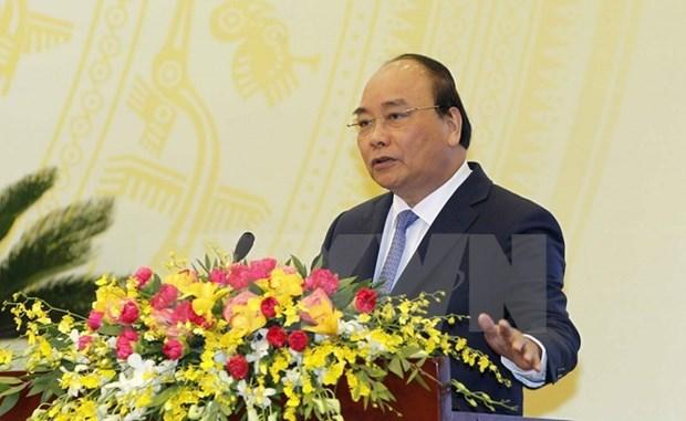 Primer ministro de Vietnam resuelve propuestas de la ciudad de Da Nang hinh anh 1