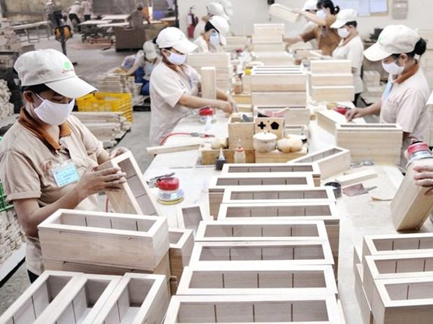 Exportaciones forestales de Vietnam supera meta trazada para 2017 hinh anh 1
