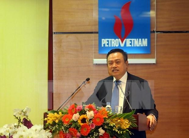 Designan a nuevo presidente de junta administrativa de PVN hinh anh 1