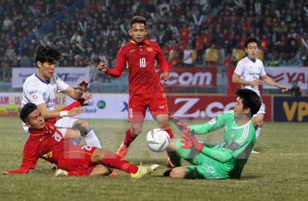 El 2018, un ano alentador para deporte vietnamita hinh anh 1