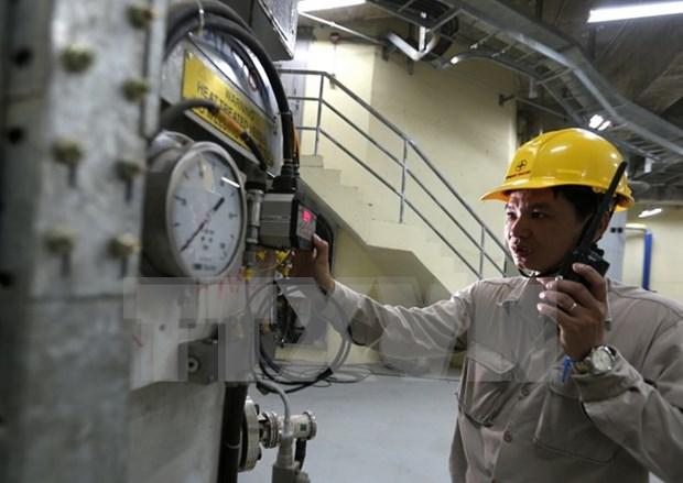 Indonesia se empena en garantizar electricidad para ASIAD 2018 hinh anh 1