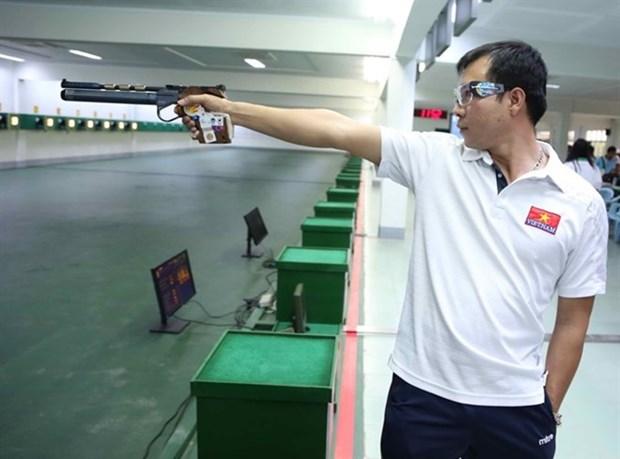 Hoang Xuan Vinh ocupa segundo puesto en ranking mundial hinh anh 1