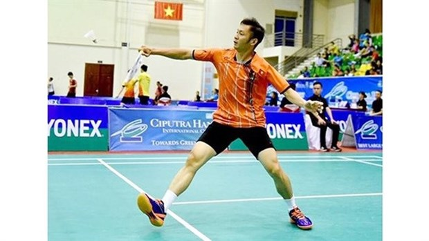 Badmintonistas vietnamitas competiran en torneo Masters en Tailandia hinh anh 1