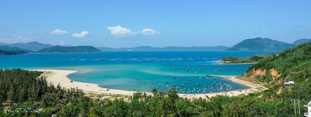 Bahia de Xuan Dai espera recibir a 1,2 millones de visitantes en 2030 hinh anh 1