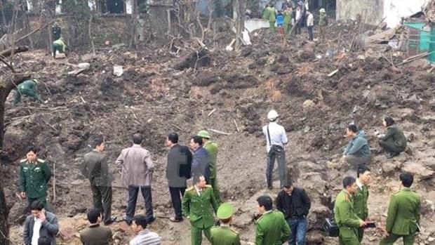 Explosion en provincia vietnamita mata a dos ninos hinh anh 1
