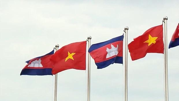 Conmemoran en Ciudad Ho Chi Minh victoria sobre regimen genocida en Camboya hinh anh 1