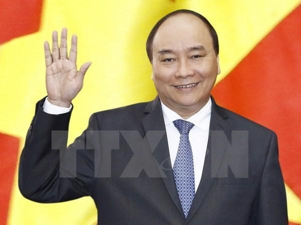 Premier de Vietnam asistira a Cumbre de cooperacion Mekong-Lancang hinh anh 1