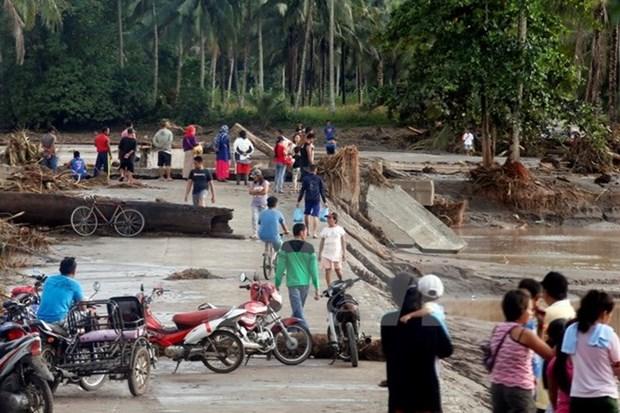 Nuevo secretario general de ASEAN exhorta a unir manos para hacer frente a desastres hinh anh 1