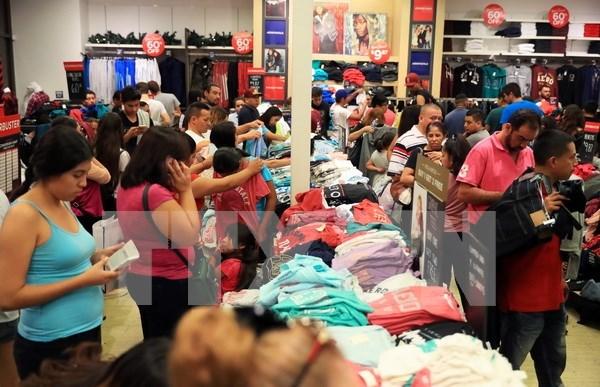Registran tendencia alcista de gastos de consumidores de ASEAN hinh anh 1