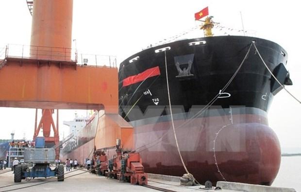 Exhibiran equipos y tecnologias de la industria naval de Vietnam hinh anh 1