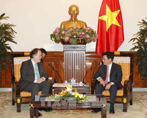 Vietnam y Reino Unido robustecen asociacion estrategica hinh anh 1