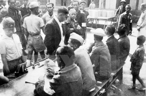 Destacan significado de aniversario de las primeras elecciones generales de Vietnam hinh anh 1