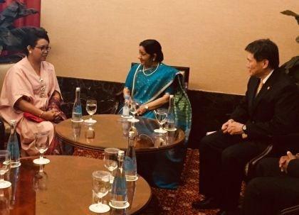 India por ampliar cooperacion con la ASEAN hinh anh 1