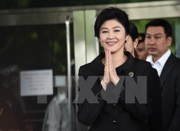 Tailandia se esfuerza por arrestar y repatriar a Yingluck Shinawatra hinh anh 1