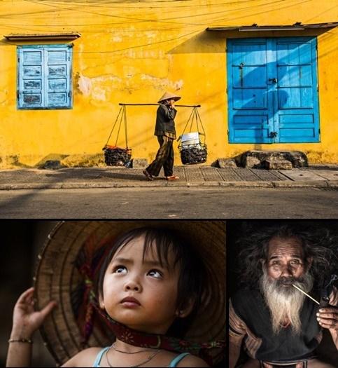 Fotografo frances promueve imagenes de la cultura y la gente vietnamitas hinh anh 1