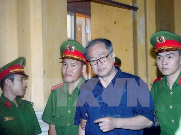 Abren en Vietnam juicio sobre grave caso de delito economico hinh anh 1