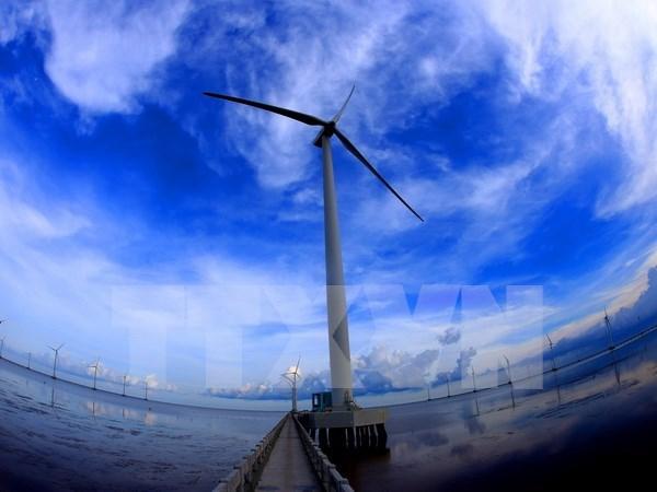 Estados Unidos revisa medidas antisubsidios contra torres eolicas de Vietnam hinh anh 1