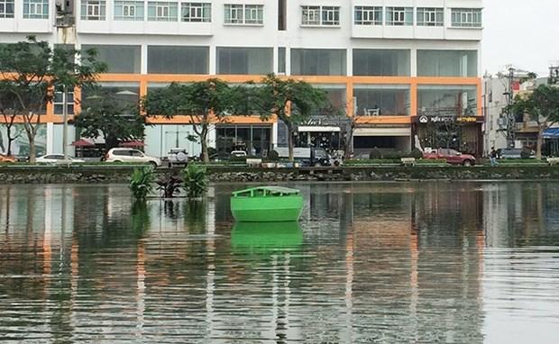 Da Nang pone en funcionamiento estaciones automaticas de monitoreo del agua hinh anh 1