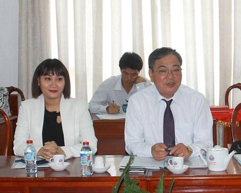 Empresa de Hongkong muestra interes en invertir en provincia survietnamita hinh anh 1
