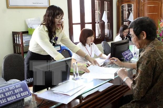 Promueven en Vietnam participacion de pobladores en seguro social hinh anh 1