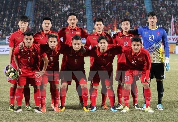 AFC evalua altamente equipo futbolistico sub 23 de Vietnam hinh anh 1