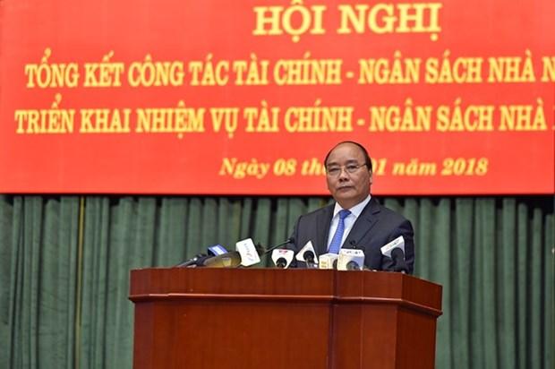 """Premier vietnamita: Revolucion industrial abre """"minas"""" para ampliar base imponible hinh anh 1"""