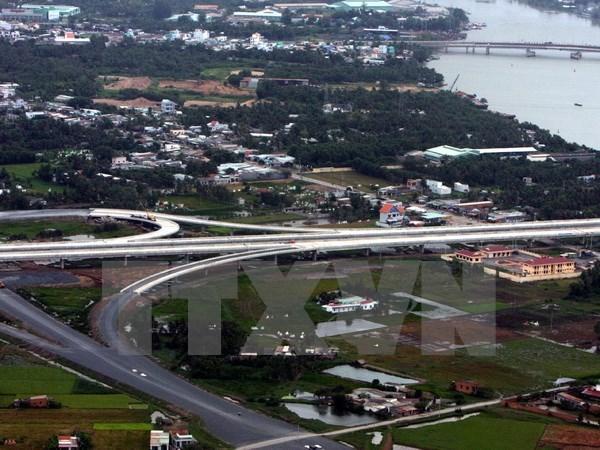 Ciudad Ho Chi Minh fija meta de completar 22 proyectos de transporte hinh anh 1