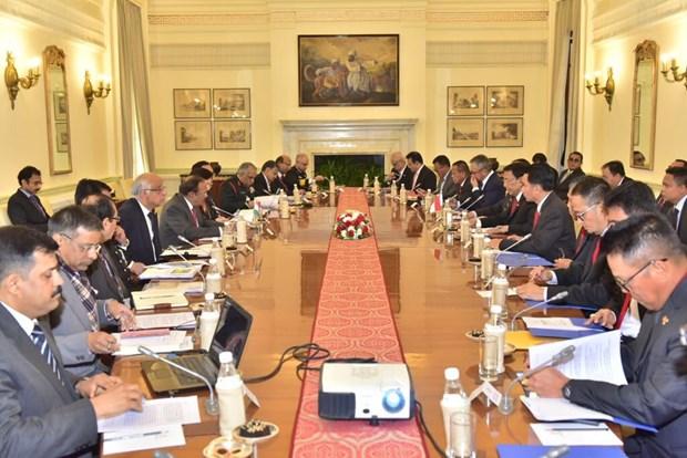 Indonesia e India sostienen primer dialogo de seguridad hinh anh 1