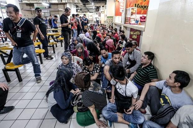 Malasia arresta mas de 47 mil inmigrantes ilegales en 2017 hinh anh 1