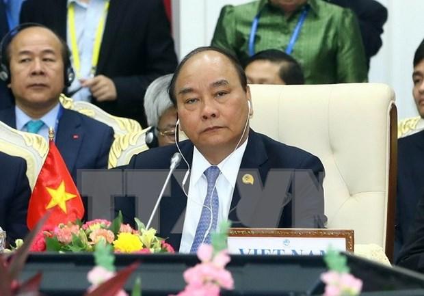 Vietnam enfatiza cooperacion para gestion sostenible de recursos de rio Mekong hinh anh 1