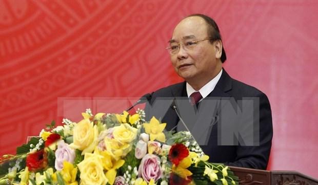 Premier vietnamita llama a perfeccionar marco legal sobre derechos humanos hinh anh 1