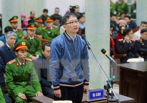 Opinion publica respalda juicio contra Trinh Xuan Thanh hinh anh 1