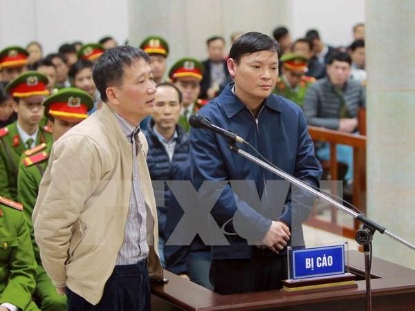 Trinh Xuan Thanh niega delito de malversacion de bienes hinh anh 1