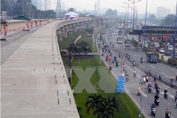 Ciudad Ho Chi Minh busca mas capitales para lineas de metro hinh anh 1