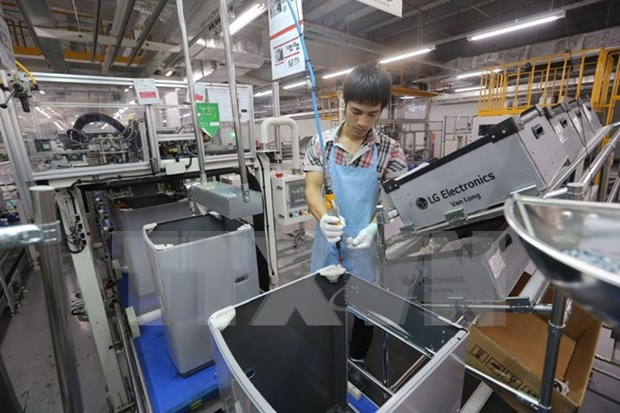 Exportaciones tailandesas podrian alcanzar aumento de 5,5 por ciento este ano hinh anh 1