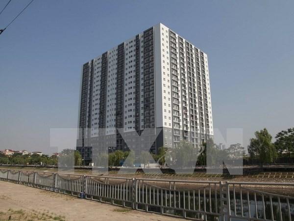 Hanoi desarrollara 11 millones de m2 adicionales de viviendas en 2018 hinh anh 1