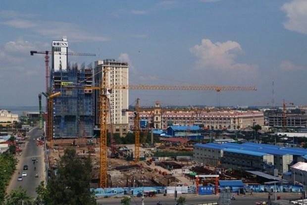 Camboya atrae mas de cinco mil millones de dolares de inversion en activos fijos hinh anh 1