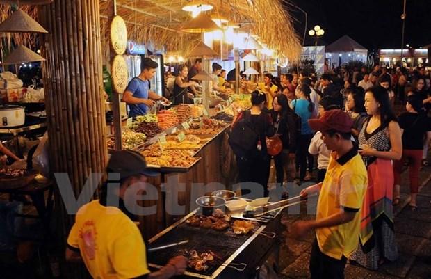 Festival gastronomico ameniza el ambiente de Ciudad Ho Chi Minh hinh anh 1
