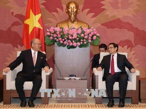 Vietnam y Japon promueven intercambios de amistad hinh anh 1