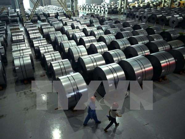 Sector de industria y comercio de Vietnam alcanza alentadores resultados en 2017 hinh anh 1