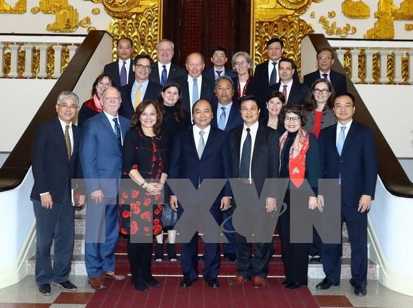 Vietnam por impulsar cooperacion con Estados Unidos en labores de abogados hinh anh 1