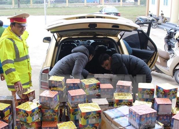 Quang Ninh impulsa preparativos contra contrabando en ocasion del Ano Nuevo Lunar hinh anh 1