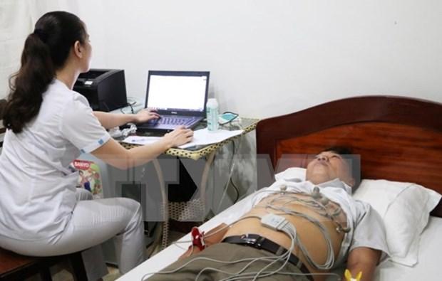 Programa de atencion sanitaria de Vietnam beneficia a millones de personas hinh anh 1