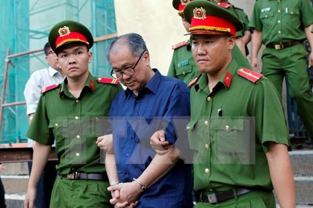 Corte realiza interrogacion a Pham Cong Danh hinh anh 1