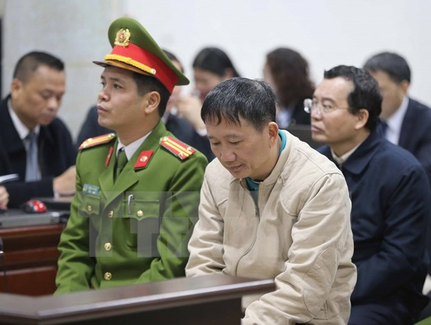 Fiscalia aclara violaciones de acusados en caso de violaciones acontecidas en PVN hinh anh 1