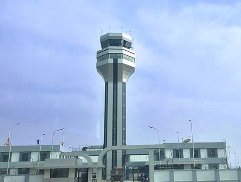 Entra en operacion Torre de control aereo Tho Xuan en Thanh Hoa hinh anh 1
