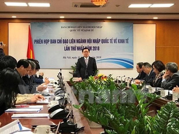 Vietnam apuesta por impulsar su integracion internacional hinh anh 1