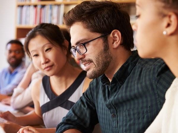 Joven vietnamita entre participantes en programa de destacados empresarios Australia- ASEAN hinh anh 1