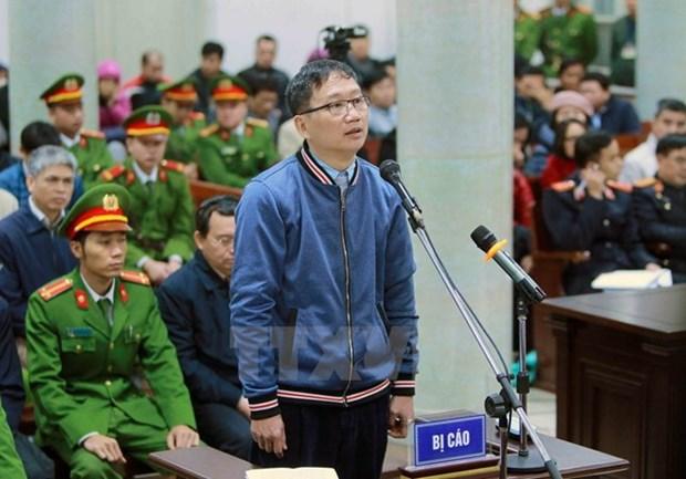 Abriran otro juicio contra Trinh Xuan Thanh por delito de malversacion hinh anh 1
